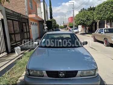 Foto venta Auto Seminuevo Nissan Tsuru GS II (2006) color Plata precio $60,000