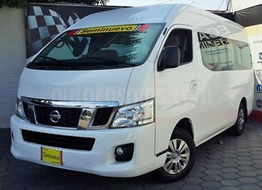 foto Nissan Urvan 15 Pas Amplia Aa Pack Seguridad