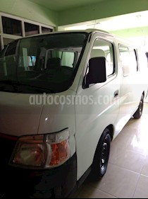 Foto venta Auto Seminuevo Nissan Urvan 15 Pas Amplia Aa (2010) color Blanco precio $139,900