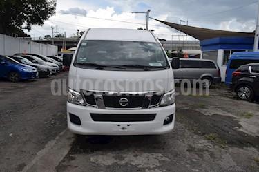 Foto venta Auto Seminuevo Nissan Urvan 15 Pas Amplia Aa (2016) color Blanco precio $330,001