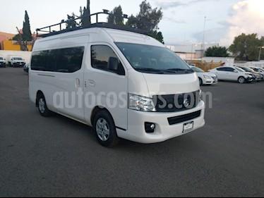 Foto venta Auto Seminuevo Nissan Urvan 15 Pas Amplia  (2017) color Blanco precio $395,000