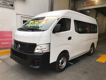 foto Nissan Urvan DV Diesel Panel Ventanas Toldo Alto