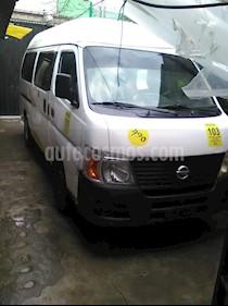 Foto venta Auto Seminuevo Nissan Urvan Urvan Panel Larga Toldo Alto (2011) color Blanco precio $140,000