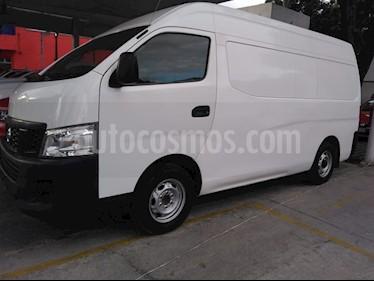 Foto venta Auto Seminuevo Nissan Urvan Urvan Panel Larga (2016) color Blanco precio $289,000