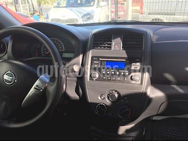 Foto venta Auto usado Nissan Versa 1.6L Advance (2015) color Gris precio $6.600.000