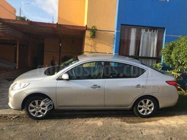 Foto venta Auto usado Nissan Versa 1.6L Sense Aut (2013) color Plata precio $5.300.000