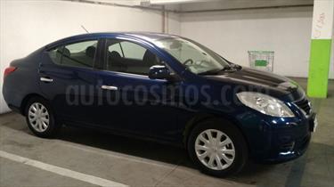 Foto venta Auto usado Nissan Versa 1.6L Sense (2014) color Azul precio $6.200.000