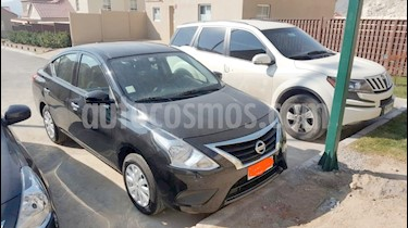 Foto venta Auto Usado Nissan Versa 1.6L Sense (2018) color Negro precio $7.070.000