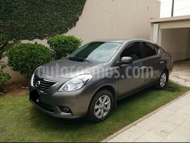 Foto venta Auto usado Nissan Versa Acenta (2013) color Marron precio $270.000