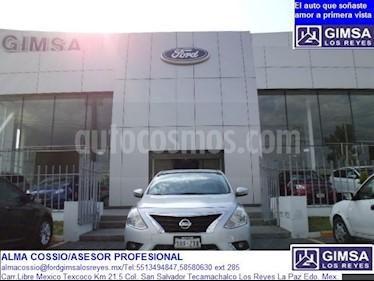 foto Nissan Versa ADVANCE A/T A/C 1.6L