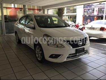 Foto venta Auto Seminuevo Nissan Versa ADVANCE A/T A/C 1.6L (2017) color Blanco precio $180,000