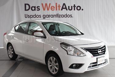 Foto venta Auto Usado Nissan Versa Advance Aut (2017) color Blanco precio $202,000