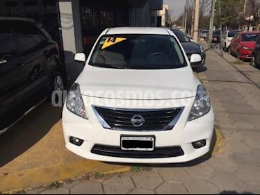 Foto venta Auto Usado Nissan Versa Advance Aut (2014) color Blanco precio $270.000