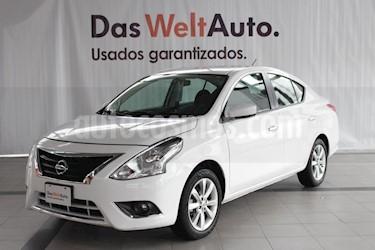 Foto venta Auto Usado Nissan Versa Advance Aut (2017) color Plata precio $198,000