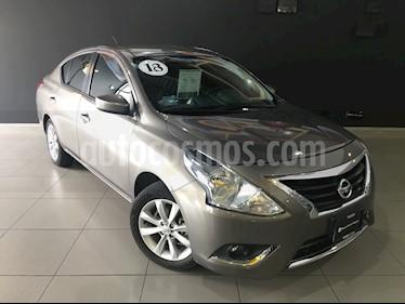 Foto venta Auto Seminuevo Nissan Versa Advance Aut (2018) color Acero precio $215,000