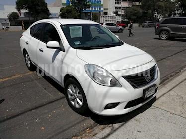Foto venta Auto Seminuevo Nissan Versa Advance Aut (2012) color Blanco precio $117,000
