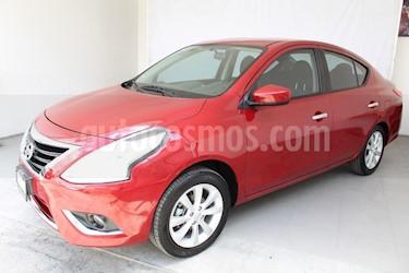 Foto venta Auto Seminuevo Nissan Versa Advance Aut (2015) color Rojo precio $172,000