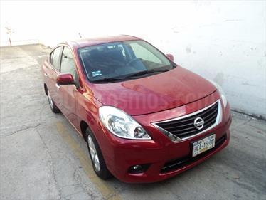 Foto venta Auto usado Nissan Versa Advance  (2014) color Gris Acero precio $170,000