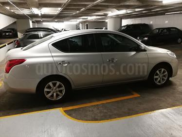 Foto venta Auto Usado Nissan Versa Advance (2013) color Plata precio $145,000