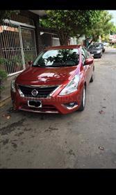 Foto venta Auto Seminuevo Nissan Versa Advance (2016) color Rojo precio $160,000