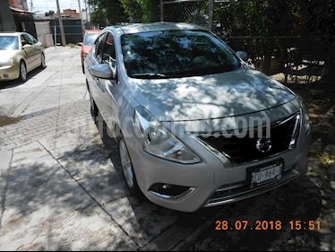 Foto venta Auto Seminuevo Nissan Versa Advance (2015) color Plata precio $145,000