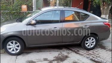 Foto venta Auto usado Nissan Versa Advance (2012) color Bournville precio $125,000