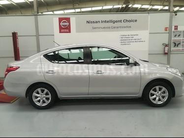 Foto venta Auto Seminuevo Nissan Versa Advance (2013) color Gris precio $149,000