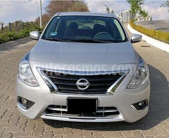 Foto Nissan Versa Advance usado (2016) color Plata precio $159,000