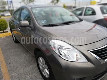 Foto venta Auto usado Nissan Versa Advance (2013) color Bronce precio $122,500