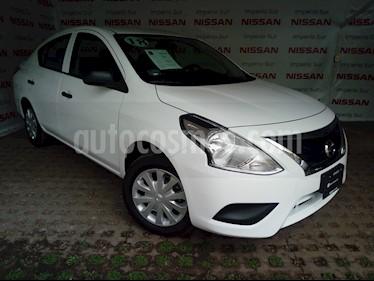 Foto venta Auto Seminuevo Nissan Versa Drive (2018) color Blanco precio $160,000
