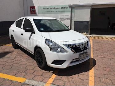 Foto venta Auto Seminuevo Nissan Versa Drive (2018) color Blanco precio $195,444
