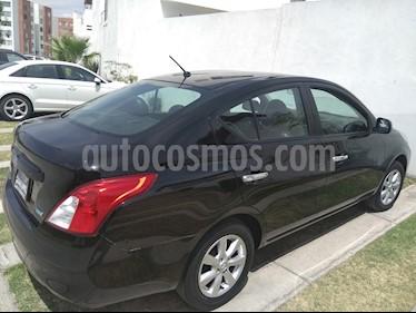 Foto venta Auto Usado Nissan Versa Exclusive Aut (2013) color Negro precio $133,900