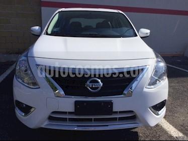 Foto venta Auto Seminuevo Nissan Versa Exclusive Aut (2018) color Blanco precio $250,000