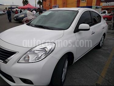 Foto venta Auto usado Nissan Versa Exclusive Aut  (2014) color Blanco precio $129,500