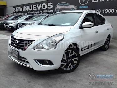 Foto venta Auto Seminuevo Nissan Versa Exclusive Aut  (2015) color Blanco precio $165,000