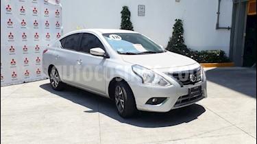 Foto venta Auto Usado Nissan Versa Exclusive NAVI Aut (2018) color Plata precio $239,000