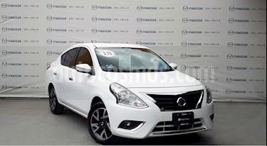Foto venta Auto Usado Nissan Versa Exclusive NAVI Aut (2018) color Blanco precio $235,000