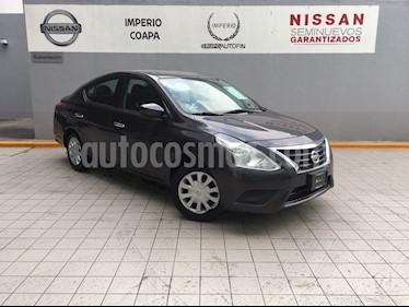 Foto Nissan Versa Sense Aut