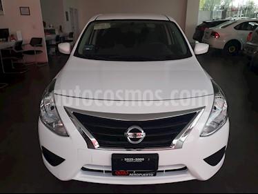 Foto venta Auto Usado Nissan Versa Sense Aut (2016) color Blanco precio $159,000