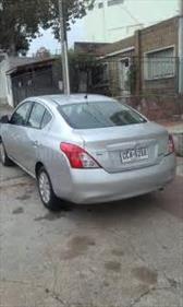 Foto venta Auto Usado Nissan Versa Sense  (2013) color Plata precio $125,000