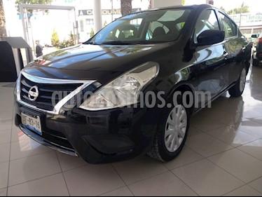 Foto venta Auto Seminuevo Nissan Versa Sense (2015) color Negro precio $149,000