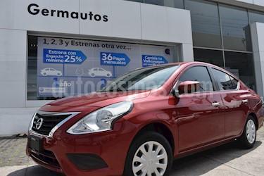 Foto venta Auto Usado Nissan Versa Sense (2017) color Rojo precio $180,000