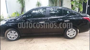 Foto venta Auto Seminuevo Nissan Versa Sense (2012) color Negro precio $115,000