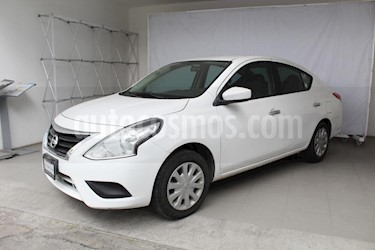 Foto venta Auto Seminuevo Nissan Versa Sense (2015) color Blanco precio $149,000