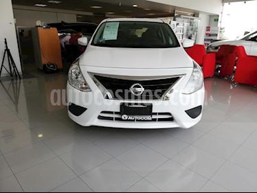 Foto venta Auto Seminuevo Nissan Versa Sense (2016) color Blanco precio $157,000