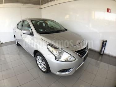 Foto venta Auto Seminuevo Nissan Versa VERSA ADVANCE A/T A/C (2017) color Plata precio $190,000