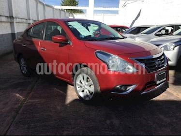 Foto venta Auto Seminuevo Nissan Versa VERSA ADVANCE AT (2016) color Rojo precio $173,000