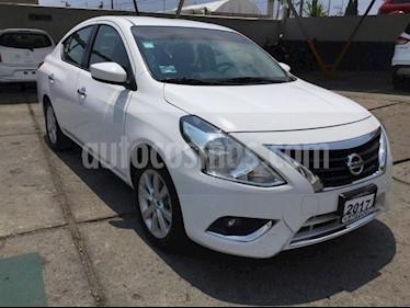 Foto venta Auto Seminuevo Nissan Versa VERSA ADVANCE MT (2017) color Blanco precio $170,000
