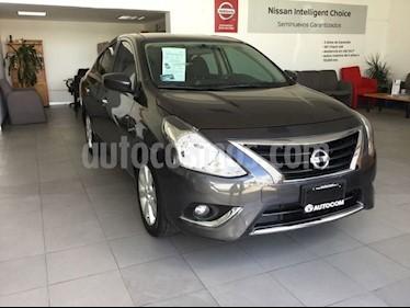Foto venta Auto Seminuevo Nissan Versa VERSA ADVANCE MT (2018) precio $21,600,000