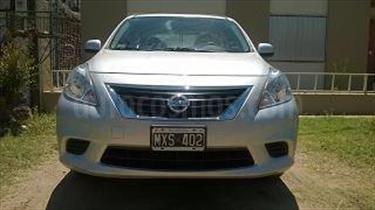 Foto venta Auto Usado Nissan Versa Visia (2013) color Plata Metalizado precio $190.000